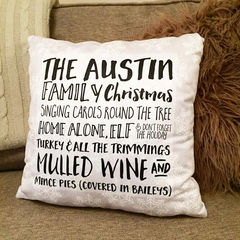 Family,Favourites,Christmas,Cushion,-,Personalised,Gift,Housewares,Pillow,cushion,personalised_cushion,custom_cushion,personalized_cushion,cushion_gift,faux_suede_cushion,printed_cushion,customized_cushion,christmas_cushion,family_gift,family_christmas,christmas_gift,personalised_family