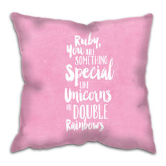 Something,Special,Cushion,-,Custom,Girl,Baby,Gift,for,Girls,Bedroom,Unicorns,Housewares,Pillow,cushion,personalised_cushion,new_baby_gift,girls_cushion,custom_cushion,personalized_cushion,cushion_for_girls,girls_bedroom,pink_cushion,unicorn_cushion,rainbow_cushion,special_gift,something_special