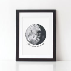 You,Are,Loved,Print,-,Nursery,Print-,Personalised,Moon,Baby,New,Gift,Personalized,Art,Printmaking,typography_print,typography,typography_art,custom_print,personalized,moon_print,nursery_print,childrens_print,kids_print,personalised_print,sweetlove_press,new_baby_print,newborn_gift