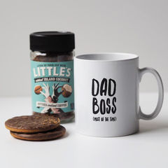 Dad,Boss,Mug,-,Gift,For,Father's,Day,New,dad boss, dad boss mug, mug, father's day gift, gift for him, gift for dad, new dad gift, dad mug