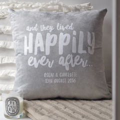Happily,Ever,After,Cushion,-,Couples,Personalised,Wedding,Gift,for,Anniversary,Housewares,Pillow,cushion,personalised_cushion,custom_cushion,personalized_cushion,couples_cushion,gift_for_couples,wedding_gift,engagement_gift,snuggle_cushion,cushion_gift,faux_suede_cushion,printed_cushion,customized_cushion