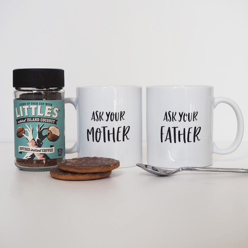 Ask Your Mother Funny Quote Mug - Mug For Dad - Funny Gift For Dad - Funny Mug - product images  of