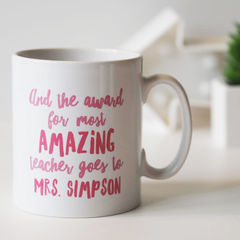 Amazing,Teacher,Award,-,Thank,You,Mug,Gift,for,amazing teacher award, thank you teacher mug thank you teacher gift, thank you teacher, gift for teacher, mug for teacher, teacher thank you gift