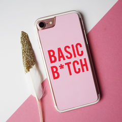 Basic,B*tch,iPhone,7,Case,-,-iPhone,Gift,For,Her,iPhone case, iPhone 7 case, basic bitch, basic bitch iPhone case, basic bitch iPhone cover, iPhone case for her, iPhone case for teens,