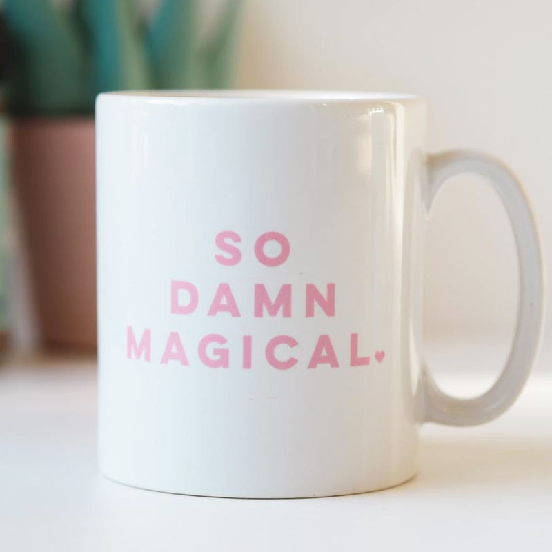 So Damn Magical Unicorn Mug Gift - Unicorn Mug - Magical Unicorn Mug Gift - Gift For Her - product images  of