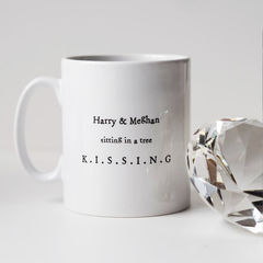 Romantic,Couples,'Kissing',Quote,Mug,-,Valentine's,Gift,Anniversary,for,mug for him, mug for her, romantic gift, gift for couples, valentines mug, kissing mug, kissing quote mug, sitting in a tree,