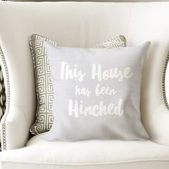 This,House,Has,Been,Hinched,Cushion,Housewares,Pillow,cushion, Hinch, Mrs Hinch, Hinch army, #hincharmy, house has been hinched, interiors
