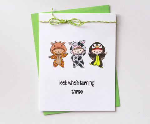 Birthday Cards Collection Luna Belle Design