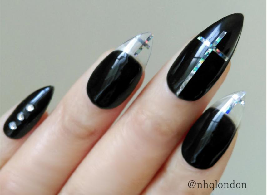 Coffin Gothic Nails Ecosia