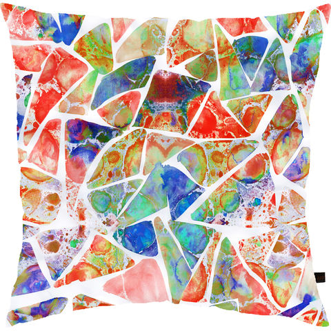 Marbled,Earth,Cushion,cushion, digital print, printed cushion, amy sia cushion, amy sia