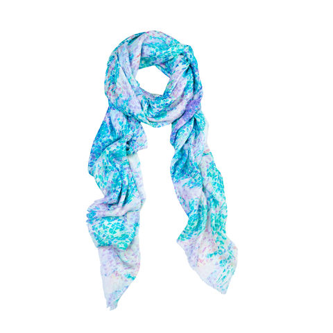 Pastel Triangle Scarf - product images  of