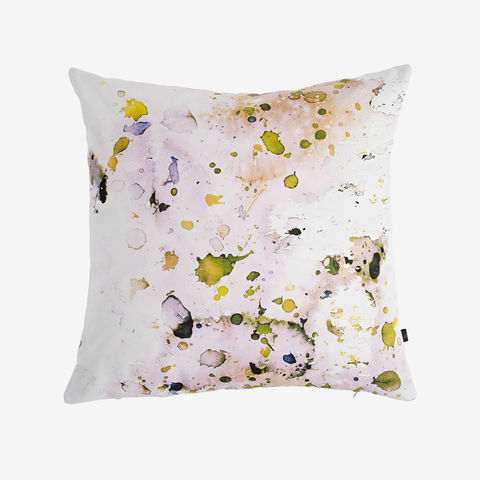 Pastel,Splatter,Cushion,cushion, digital print, printed cushion, amy sia cushion, amy sia