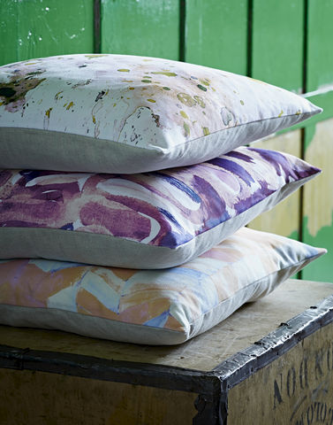 Pastel Splatter Cushion - product images  of