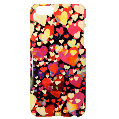 Dark,Heart,print,Iphone,5,Case,iphone6 case, heart print, valentine's day, gift, iphone5 case, printed iphone case, iphone case, amy sia iphone