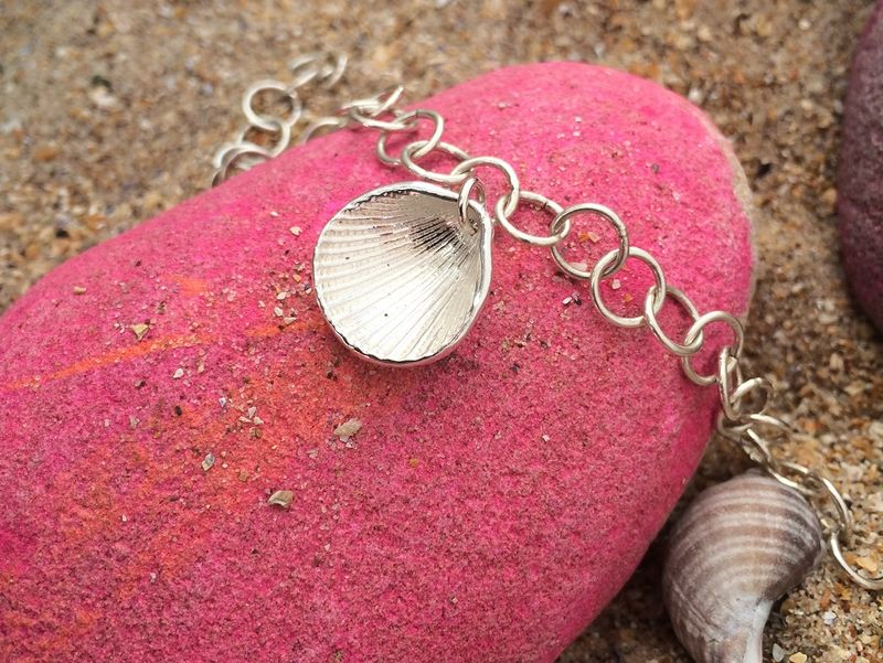 Silver Shell Pendant - product images  of