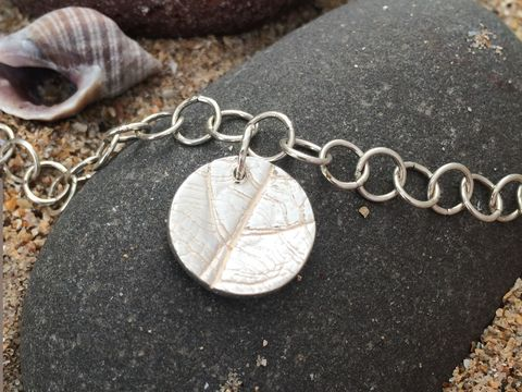 Silver,Leaf,Pendant,Silver leaf pendant necklace natural