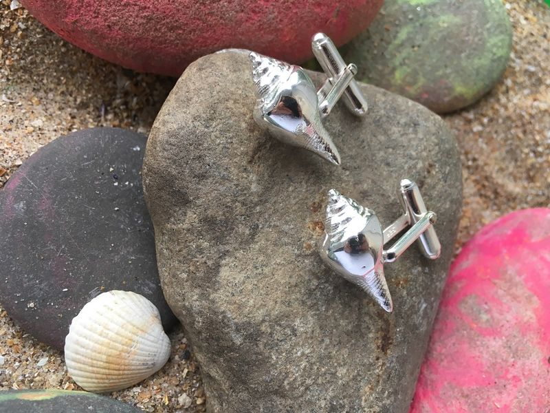 Bespoke shell jewellery - product images  of