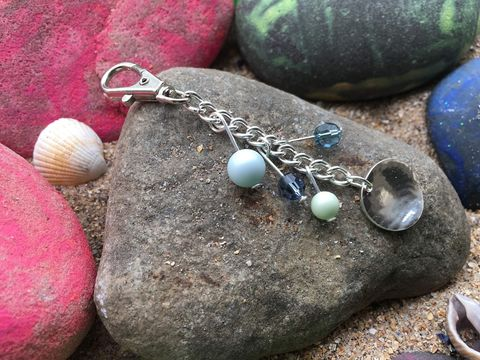 Ripple,handbag,charm,Ripple Retreat, handbag charm, charity donation, christmas presents