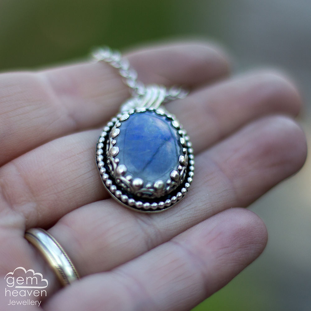 Argante Collection ~ Moonstone pendant - product image