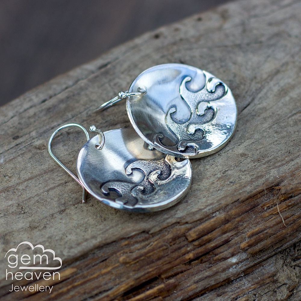 Flowing Shores Earrings  - product images  of