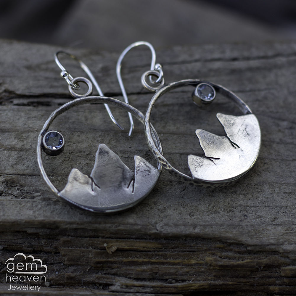 View From the Mountains earrings - product images  of