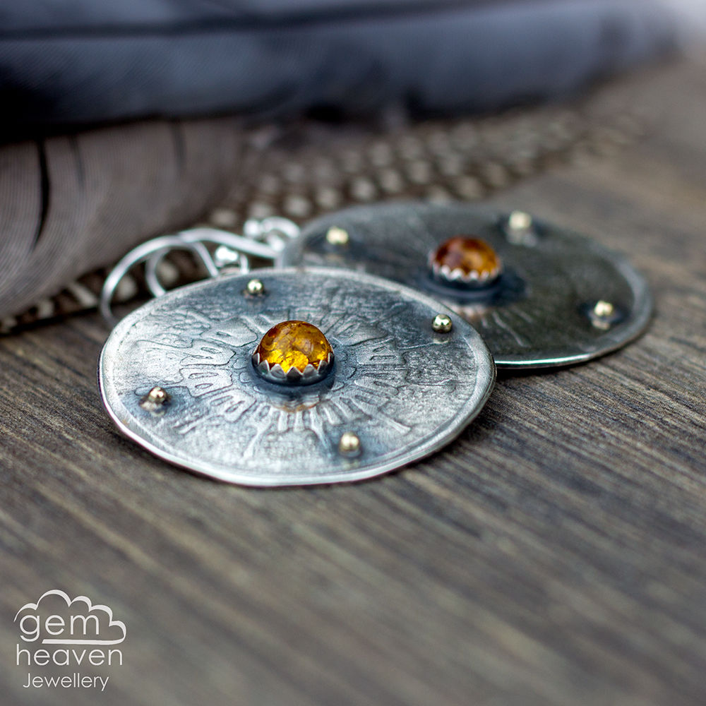 Ode to the Sunrise earrings - product images  of