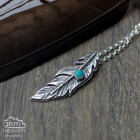 Lightly,Drifting,Feather,feather necklace, silver feather, rustic necklace, boho style, bohemian jewellery, cornish jewellery, cornish jeweller, uk made, hallmarked silver, hand made, hand crafted