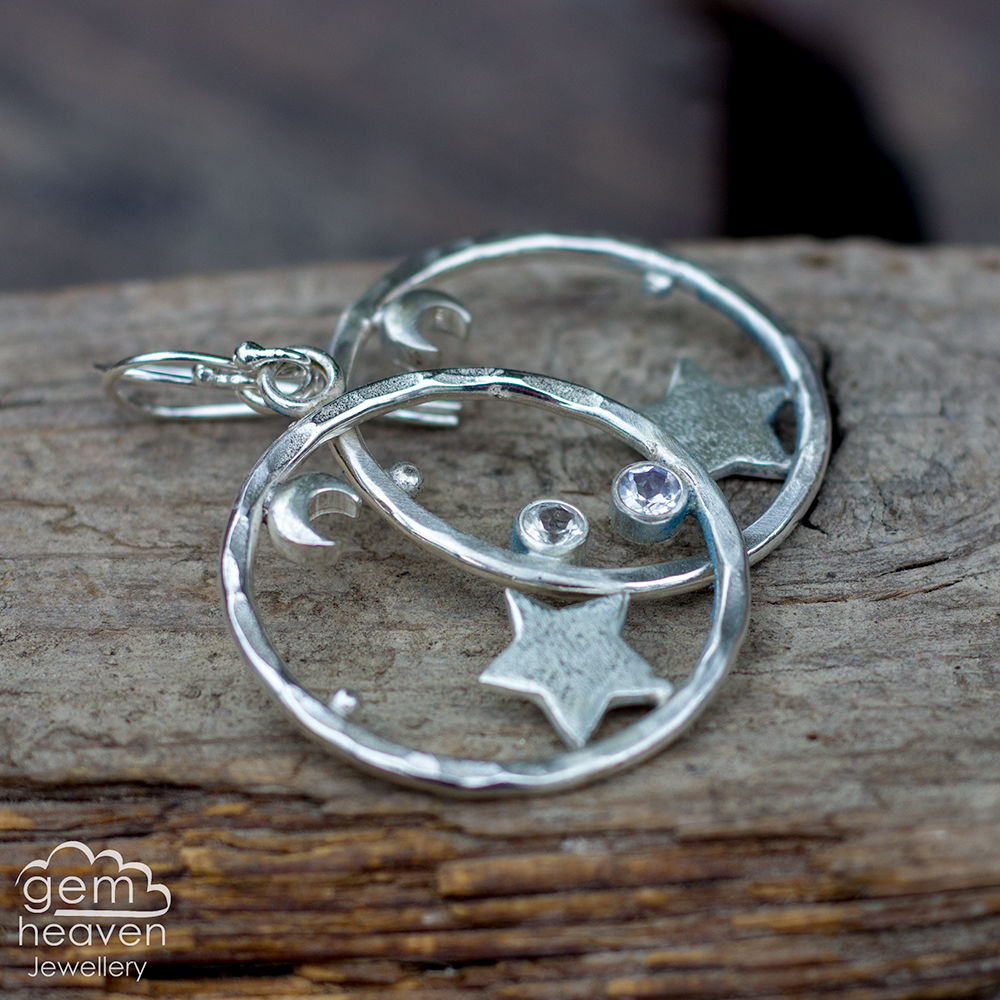 To Fall Among the Stars earrings - product images  of