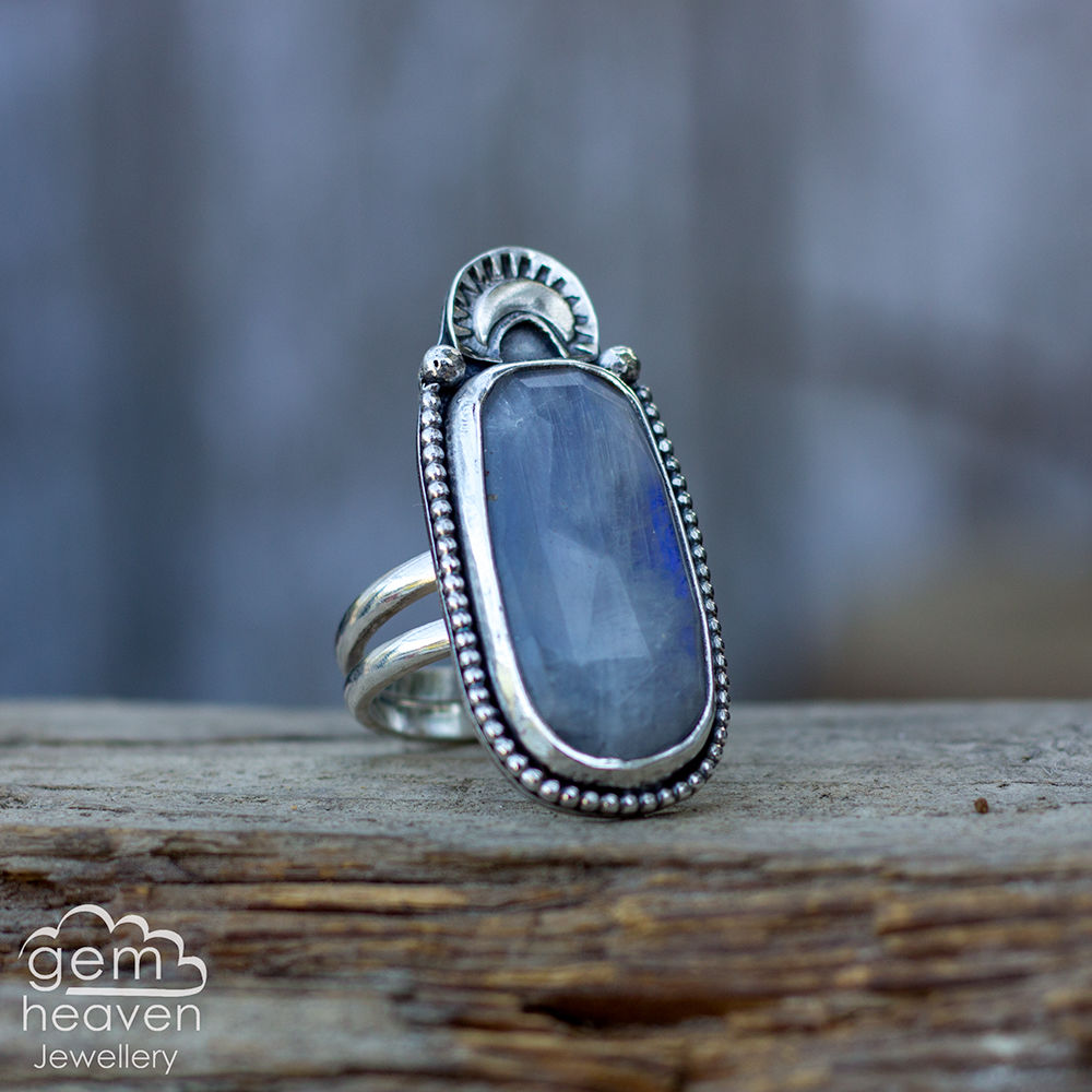 Ode to the Moon ring - product images  of