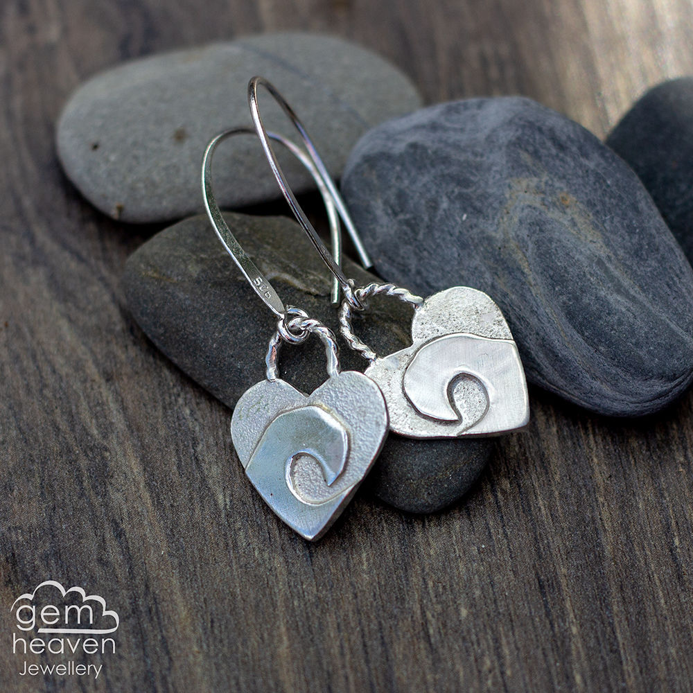 Love of the Ocean Earrings  - product images  of