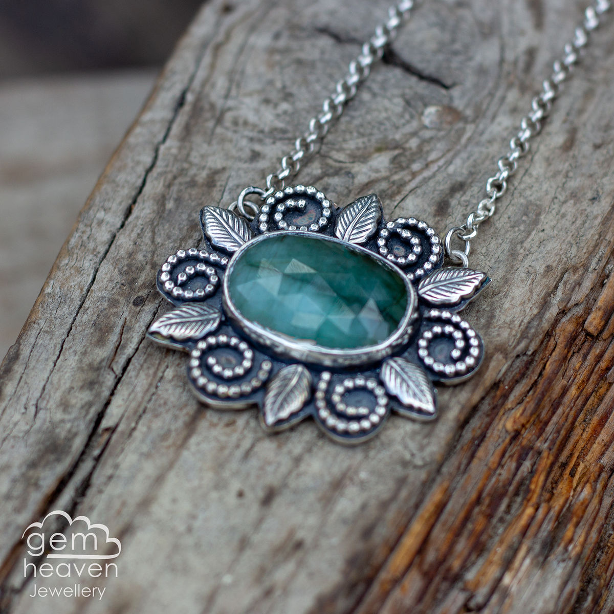 RESERVED Lady of The Woods Necklace #2 - product images  of