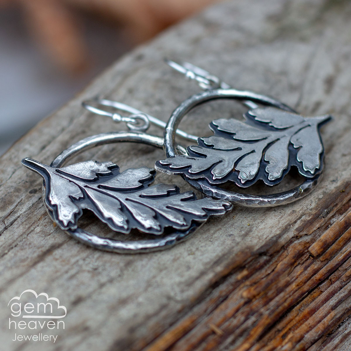 Fearn  Hoops earrings - product images  of