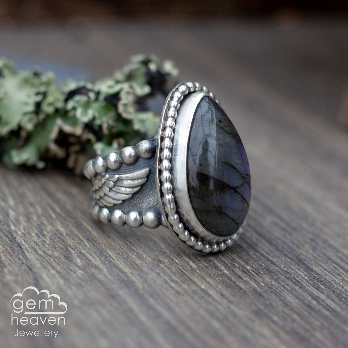 On Winged Dreams Statement ring  - product images  of