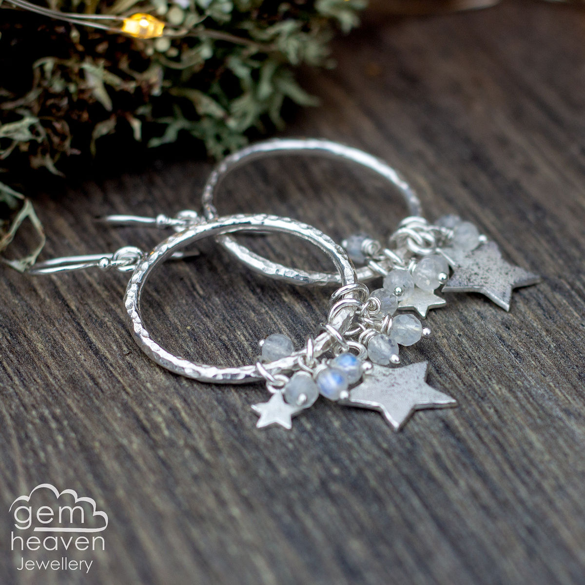 Celestial earrings - product images  of