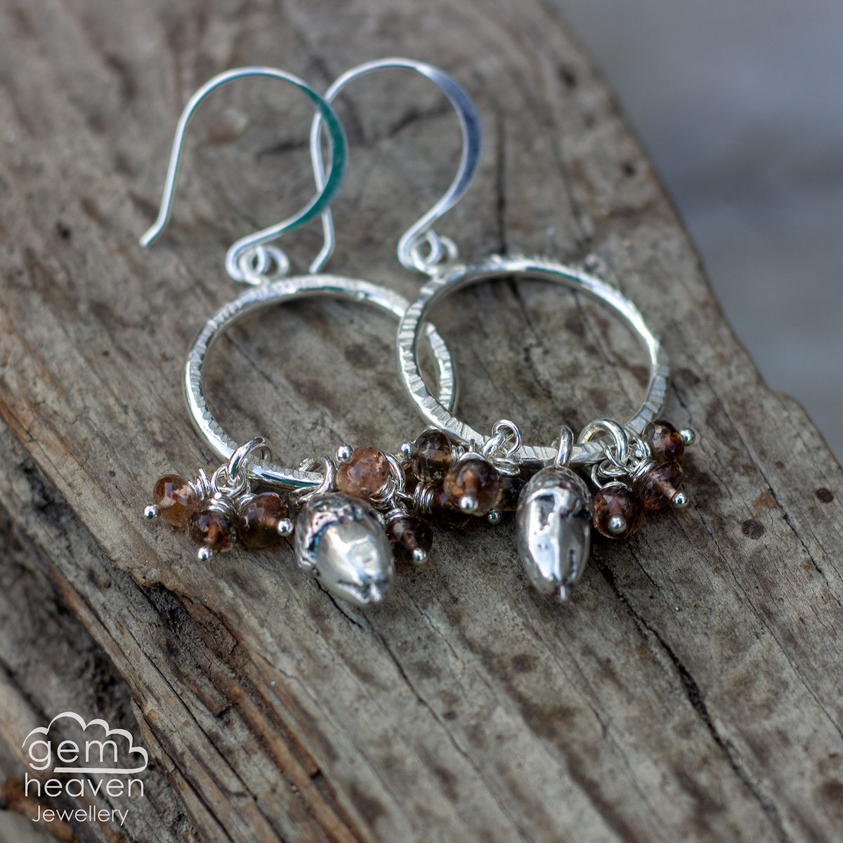 From little Acorns earrings - product images  of