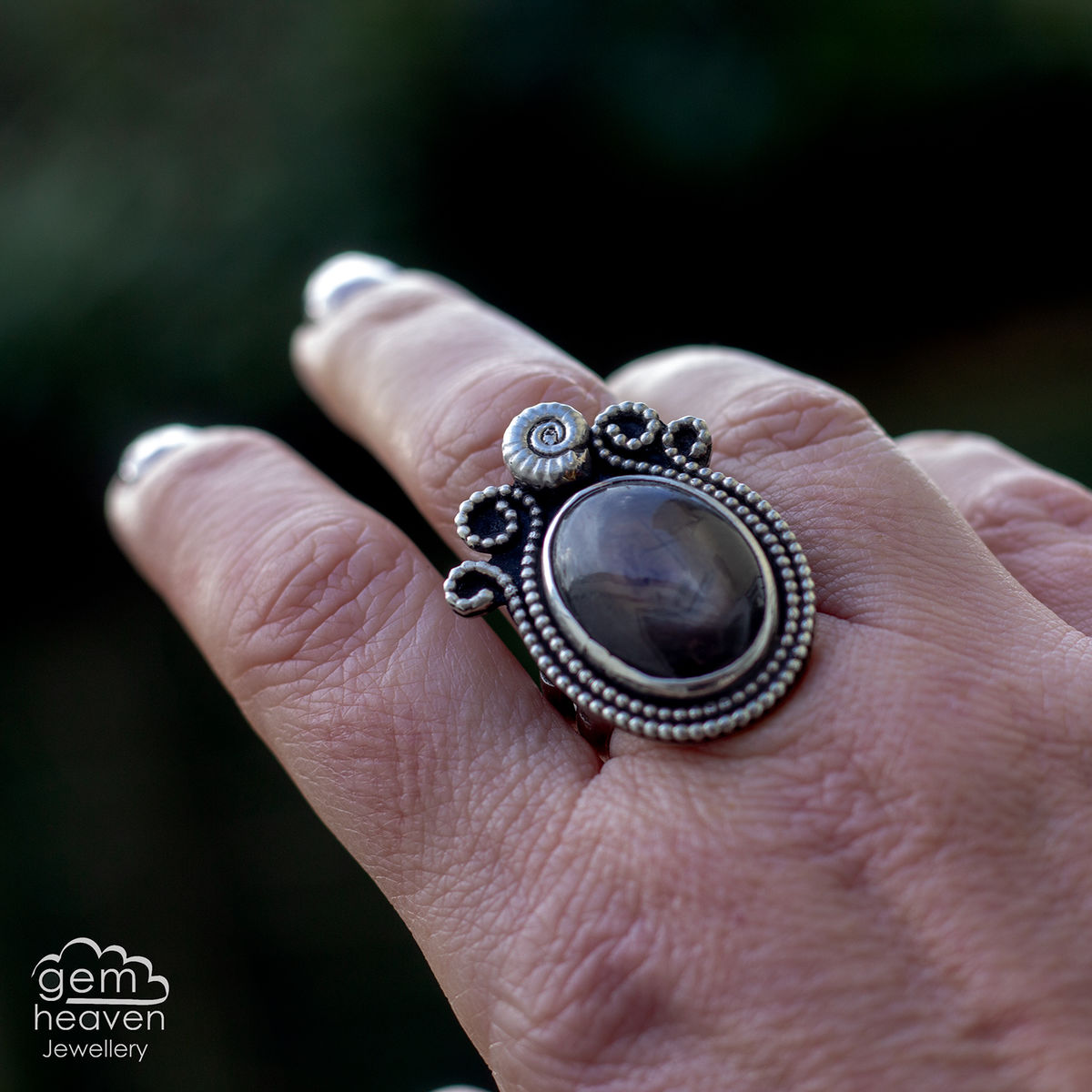 Aethiopia Statement ring  - product images  of