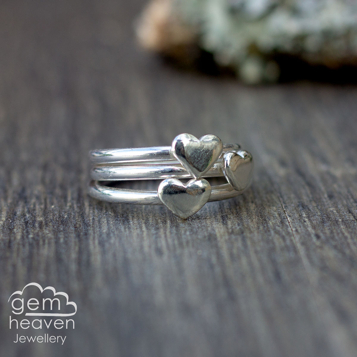 Sweet Love Stacking ring  - product images  of