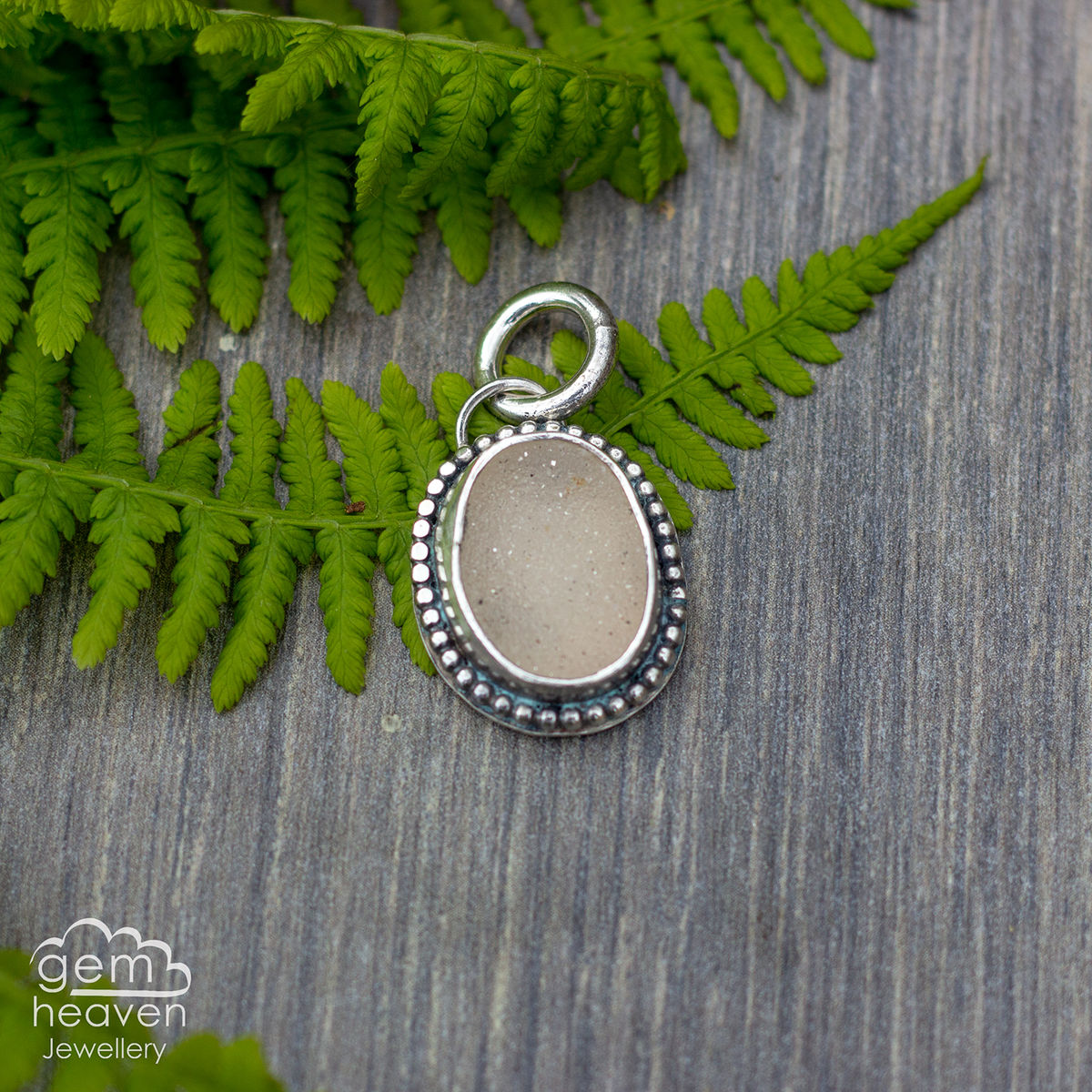 Storyteller Druzy Charm  - product images  of