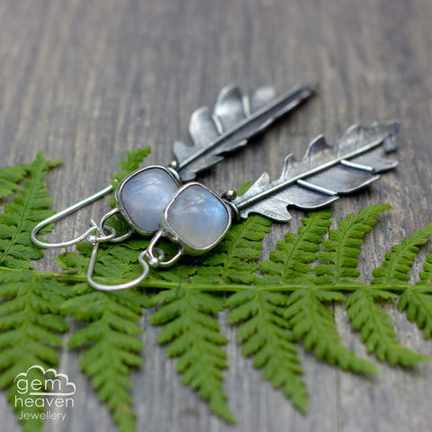 Dryad,Earrings,Leaf earrings, gemstone earrings ,  Labradorites earrings, sterling silver, oakleaf earrings, silver dangle earrings, hammered hoops, Labradorite earrings, cornish jewellery, cornish jeweller, uk made, boho style, bohemian chic