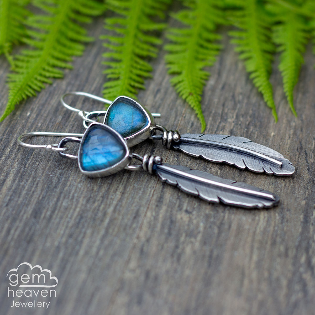 Morrigan Series Earrings - product images  of