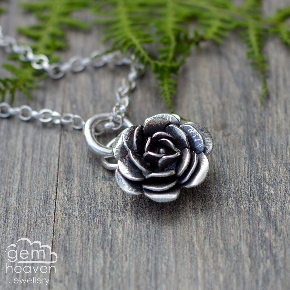 Storyteller Rose charm  - product images  of