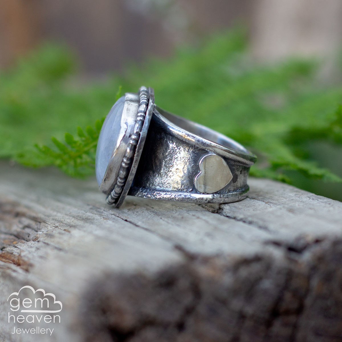 Heartful Statement ring  - product images  of