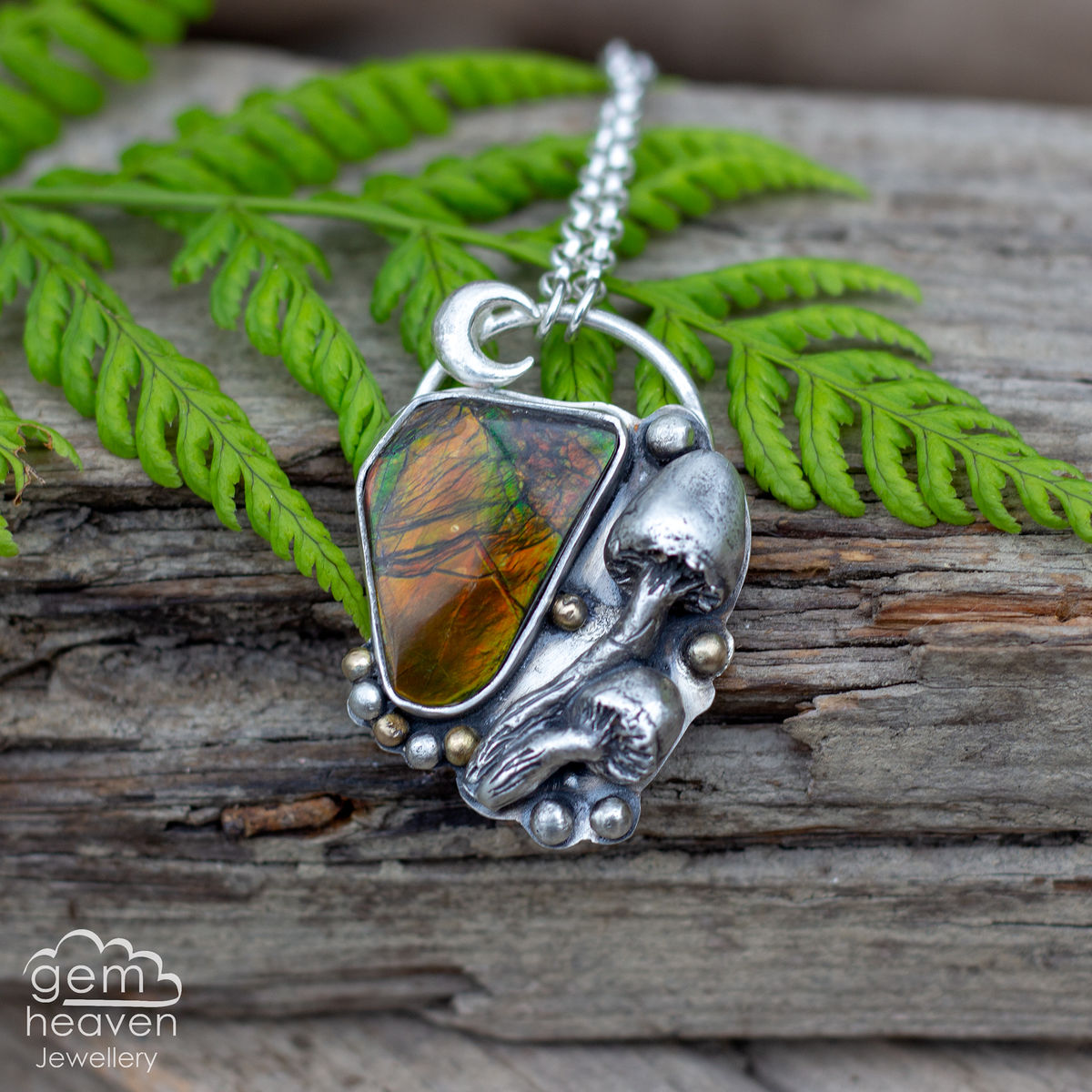 Eleusis Collection with Ammolite - product images  of