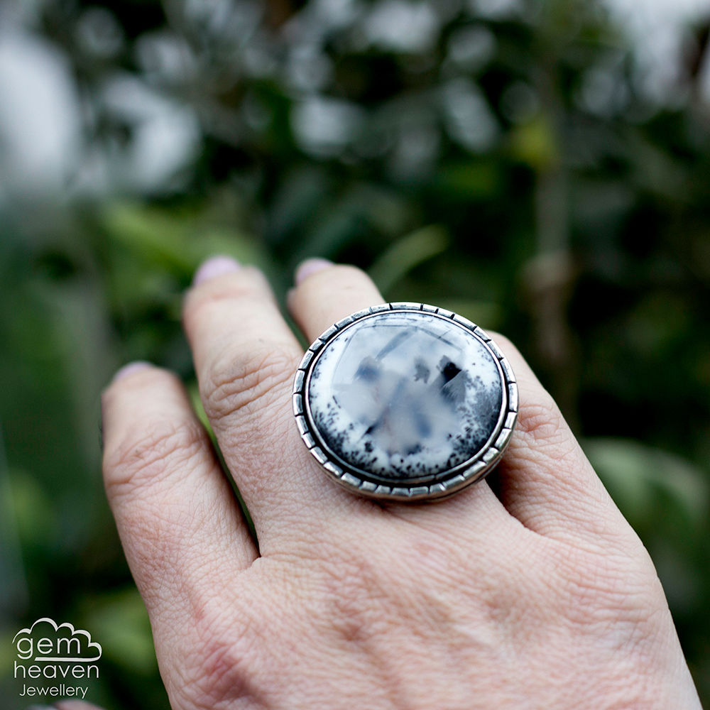 Winters Night Statement ring - product image