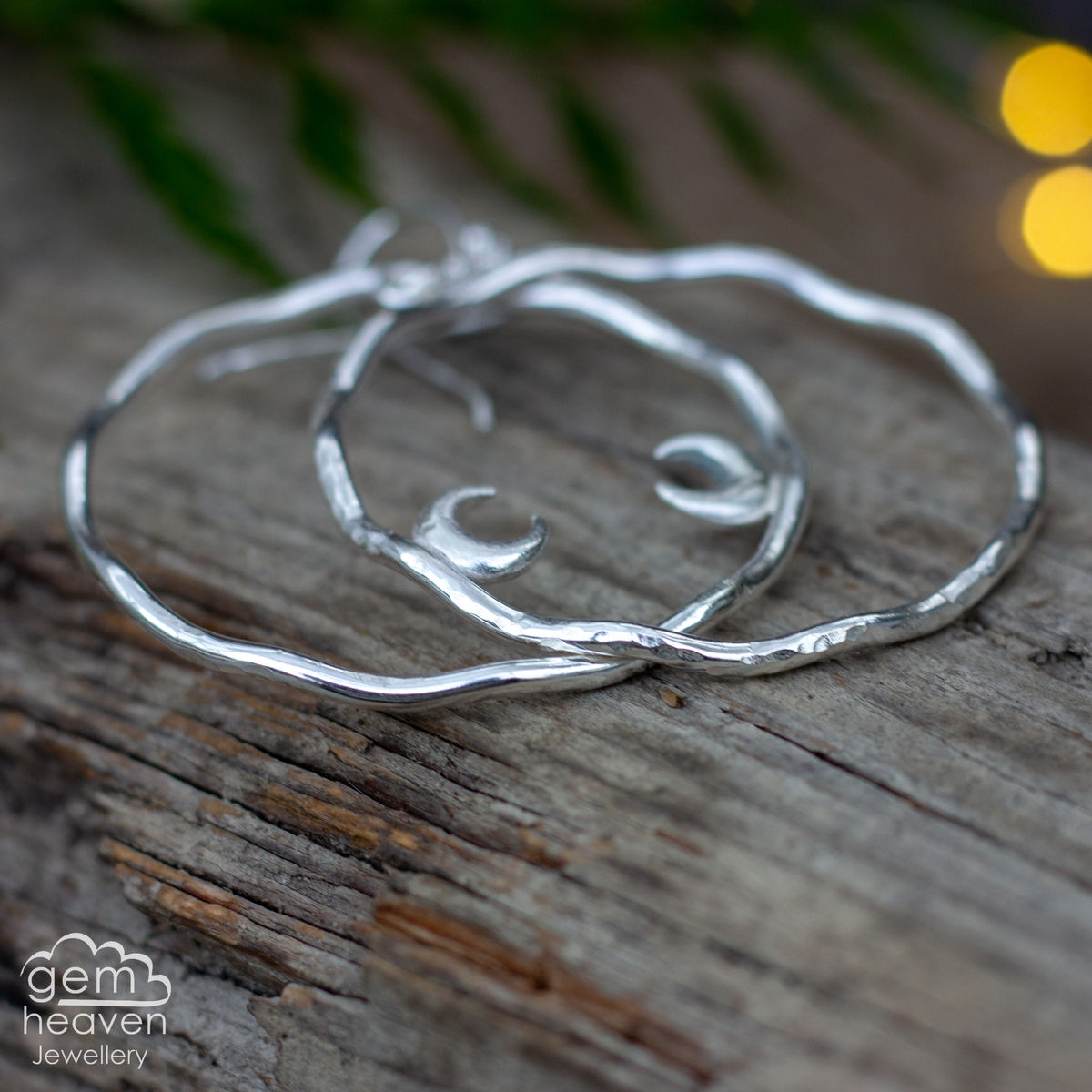Luna Hoop earrings - product images  of