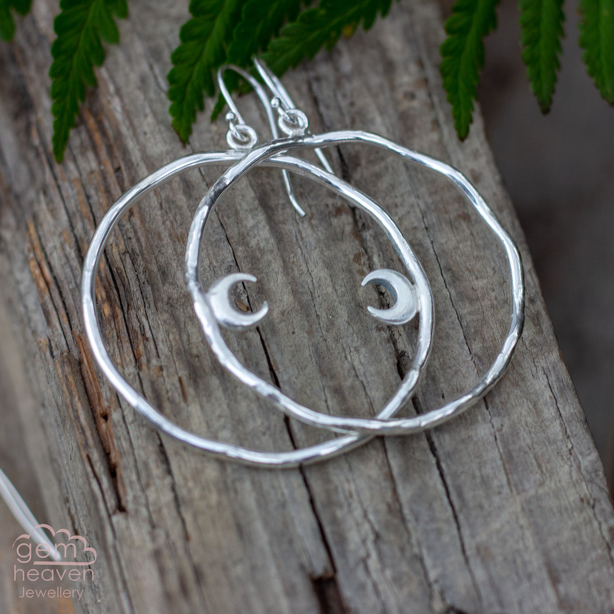 Luna Hoop earrings - product image