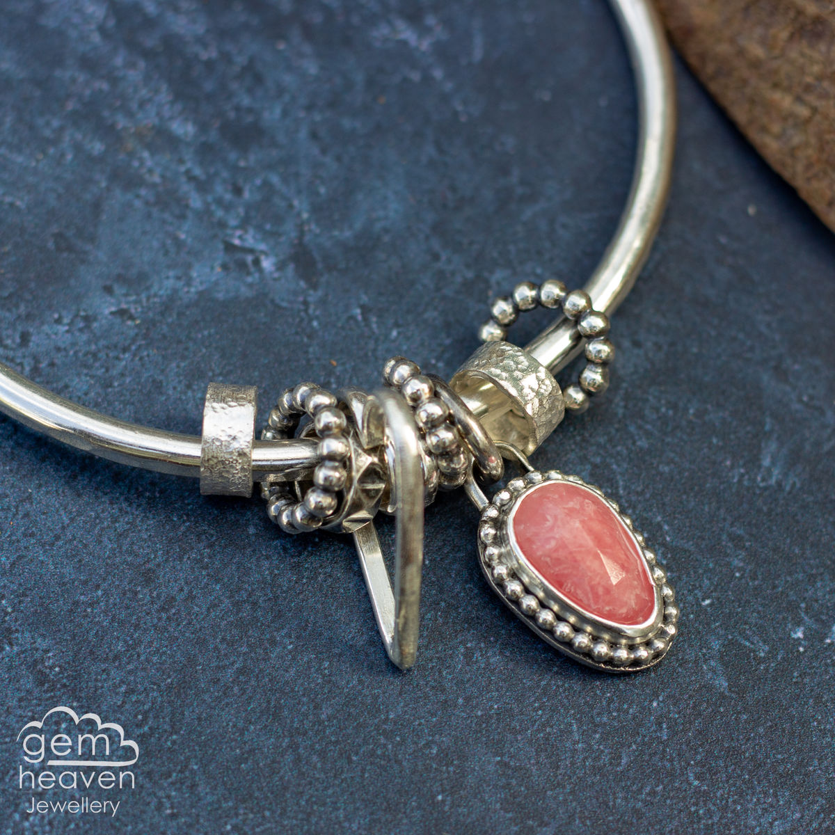 StoryTeller bangle ~ With Love - product images  of