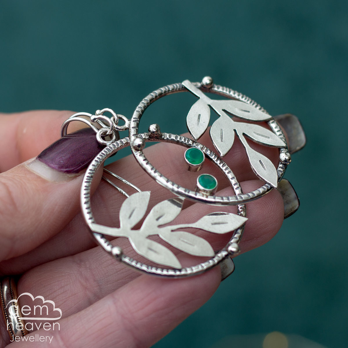 New Beginning  Hoops earrings - product images  of
