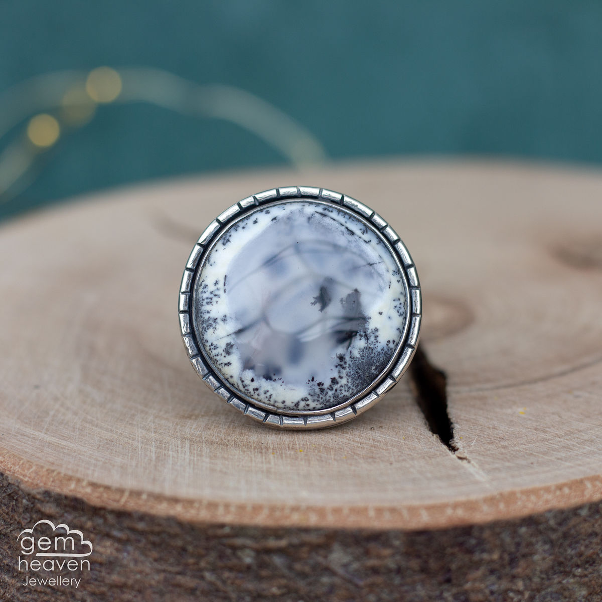 Winters Night Statement ring - product images  of