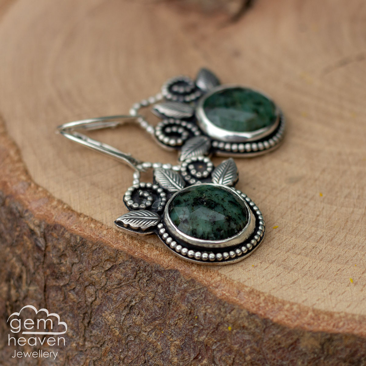 Lady of The Woods Earrings #1 - product images  of